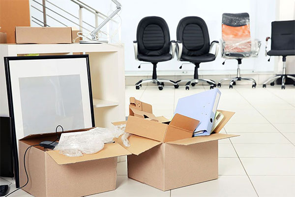 sunlight removals office removals services